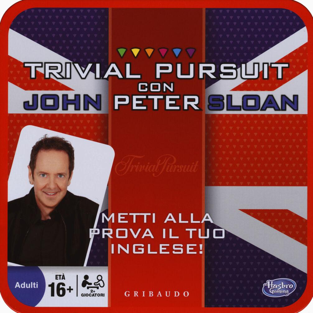Trivial pursuit con John Peter Sloan. Metti alla prova il tuo inglese!Con gadget