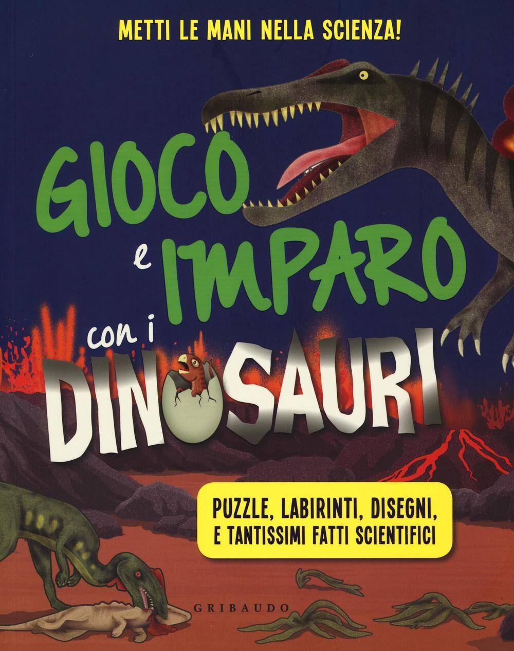 Gioco e imparo con i dinosauri