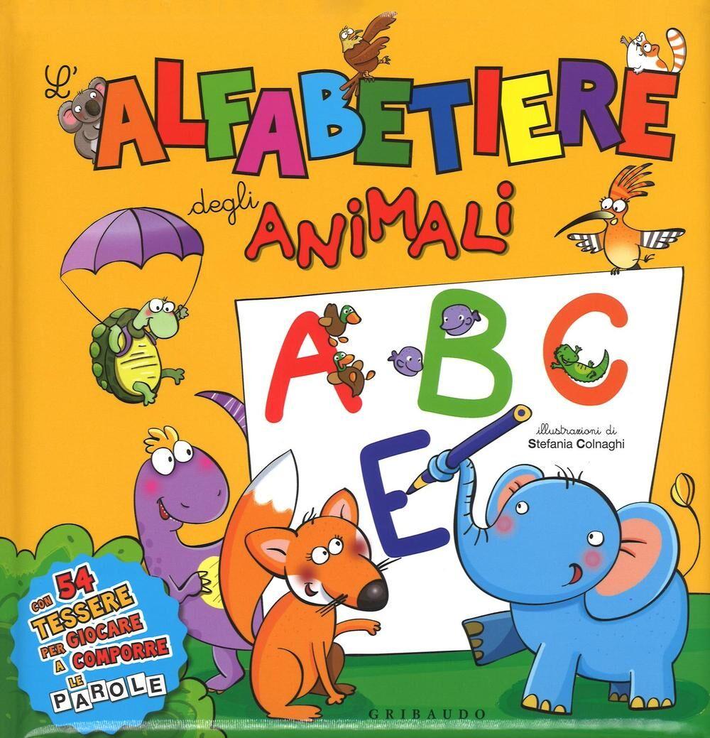 Alfabetiere degli animali