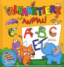 Lpgcsostenible.es Alfabetiere degli animali. Ediz. illustrata Image