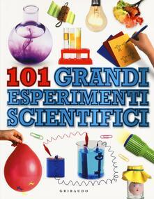 Premioquesti.it 101 grandi esperimenti scientifici Image