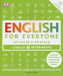 Squillogame.it English for everyone. Livello 3° intermedio. Attività e pratica Image