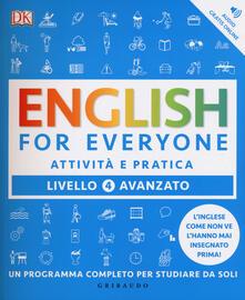 Promoartpalermo.it English for everyone. Livello 4° avanzato. Attività e pratica Image