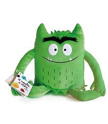 Daddyswing.es Il mostro dei colori. Verde calma Image