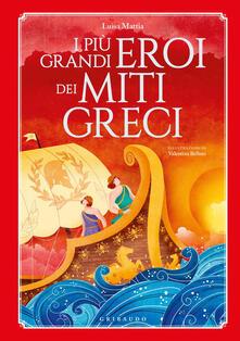 Warholgenova.it I più grandi eroi dei miti greci. Ediz. a colori Image