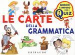 Le carte della grammatica. Ediz. a colori