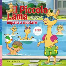 Daddyswing.es Il piccolo Lama impara a nuotare. Ediz. a colori Image