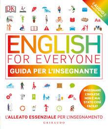 Voluntariadobaleares2014.es English for everyone. Guida per l'insegnante. Con Contenuto digitale per accesso on line Image