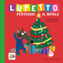 Daddyswing.es Lupetto festeggia il Natale. Amico lupo. Ediz. a colori Image