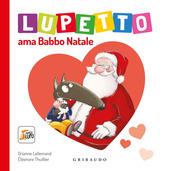 Copertina  Lupetto ama Babbo Natale