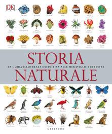 Filippodegasperi.it Storia naturale. La guida illustrata definitiva alle meraviglie terrestri Image