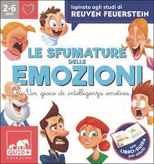 Parcoarenas.it QUID + Le sfumature delle emozioni. Un gioco di intelligenza emotiva. Con 64 carte Image