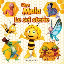 Steamcon.it L' Ape Maia. Le sei storie. Ediz. a colori Image