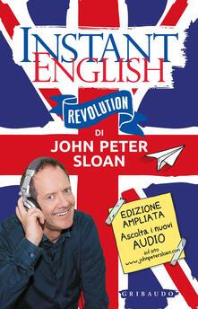 Camfeed.it Instant english revolution. Ediz. ampliata. Con File audio per il download Image