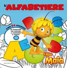 Camfeed.it L' Ape Maia. L'alfabetiere. Ediz. illustrata Image