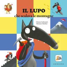 Antondemarirreguera.es Il lupo che scalava le montagne. Amico lupo. Ediz. a colori Image