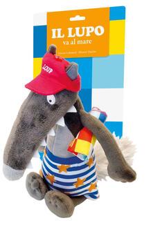 Voluntariadobaleares2014.es Il lupo va al mare. Amico lupo. Ediz. a colori. Con Giocattolo morbido Image