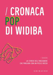 Cocktaillab.it Cronaca pop di Widiba ovvero la storia dell'ingegnere che parlava con un pesce rosso Image