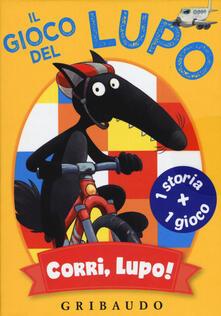 Camfeed.it Corri lupo! Il gioco del Lupo. Amico lupo. Ediz. a colori. Con 45 Carte Image