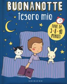 Grandtoureventi.it Buonanotte, tesoro mio. Ediz. a colori Image