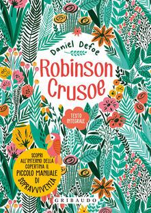 Rallydeicolliscaligeri.it Robinson Crusoe. Ediz. integrale. Con Poster Image