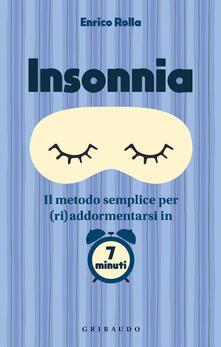 Grandtoureventi.it Insonnia. Il metodo semplice per (ri)addormentarsi in 7 minuti Image