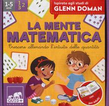 Squillogame.it QUID + La mente matematica. Crescere allenando l'intuito delle quantità. Con 48 flashcard e 30 carte Image