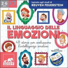 Voluntariadobaleares2014.es QUID + Il linguaggio delle emozioni. 48 storie per sviluppare l'intelligenza emotiva Image