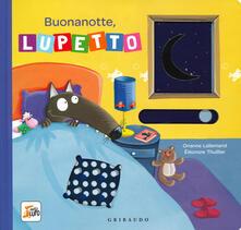 Steamcon.it Buonanotte, Lupetto. Amico lupo. Ediz. a colori Image