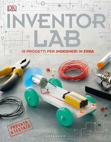 Winniearcher.com Inventor lab. 18 progetti per ingegneri in erba. Ediz. a colori Image