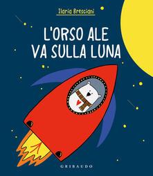 Milanospringparade.it L' orso Ale va sulla luna Image