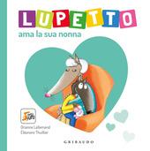 Copertina  Lupetto ama la sua nonna