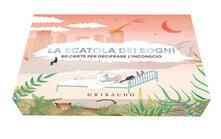 La scatola dei sogni. 60 carte per decifrare l'inconscio. Con 60 Carte - Theresa Cheung - copertina