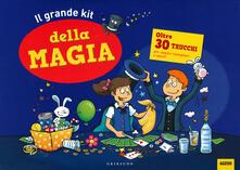 Il grande kit della magia. Ediz. a colori. Ediz. a spirale. Con gadget.pdf
