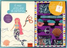 Antondemarirreguera.es Il mio atelier di sartoria. Ediz. a colori. Con gadget Image