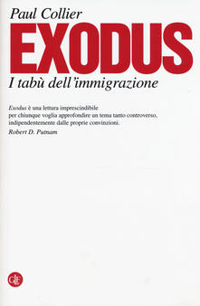 Radiospeed.it Exodus. I tabù dell'immigrazione Image