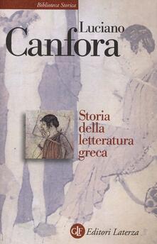 Osteriacasadimare.it Storia della letteratura greca Image