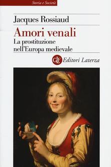 Daddyswing.es Amori venali. La prostituzione nell'Europa medievale Image