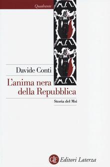 Capturtokyoedition.it L' anima nera della Repubblica. Storia del MSI Image