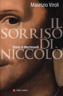 Premioquesti.it Il sorriso di Niccolò. Storia di Machiavelli Image