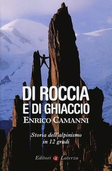 Ristorantezintonio.it Di roccia e di ghiaccio. Storia dell'alpinismo in 12 gradi Image