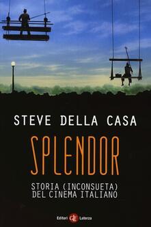 Librisulladiversita.it Splendor. Storia (inconsueta) del cinema italiano Image