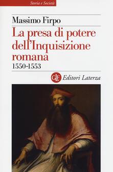 Festivalpatudocanario.es La presa di potere dell'inquisizione romana (1550-1553) Image