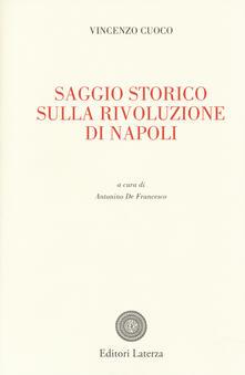Voluntariadobaleares2014.es Saggio storico sulla rivoluzione di Napoli Image