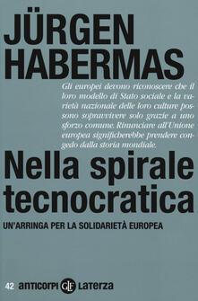 Voluntariadobaleares2014.es Nella spirale tecnocratica. Un'arringa per la solidarietà europea Image
