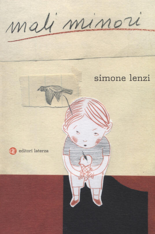 Mali minori - Simone Lenzi - copertina