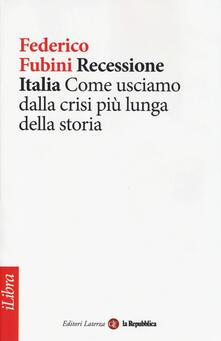Nordestcaffeisola.it Recessione Italia. Come usciamo dalla crisi più lunga della storia Image