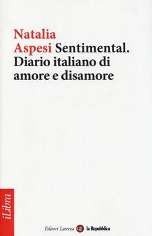 Antondemarirreguera.es Sentimental. Diario italiano di amore e disamore Image