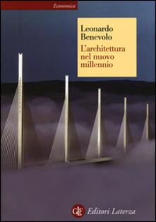 Antondemarirreguera.es L' architettura nel nuovo millennio Image