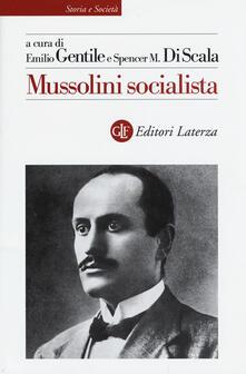Rallydeicolliscaligeri.it Mussolini socialista Image